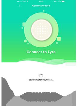 Wi-Fi signal ASUS Lyra