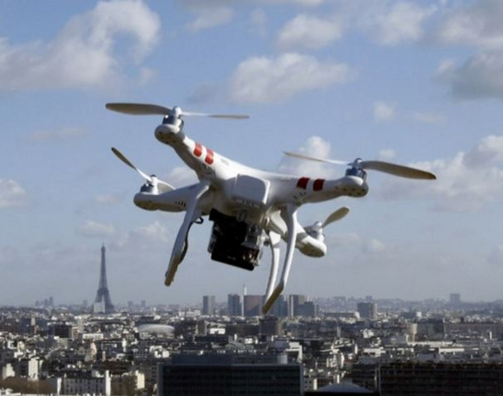 Kako koristiti dron