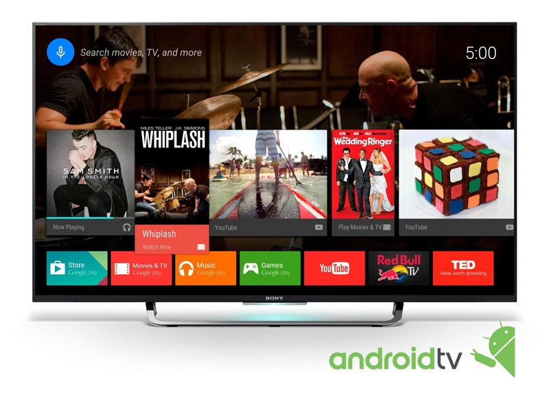 Sony , Philips i Sharp TV - Android OS