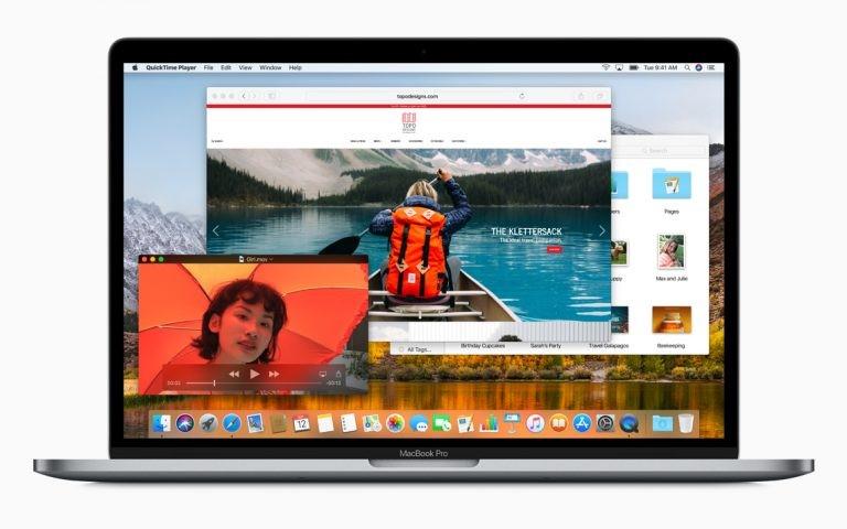 Apple MacBook porrodica - 3