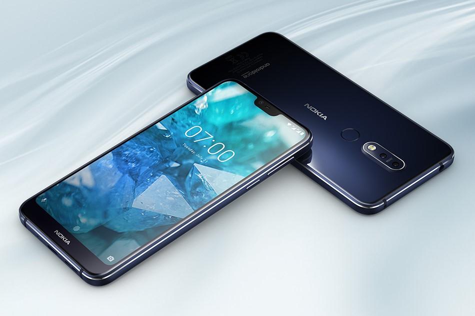 Nokia 7.1 - 7