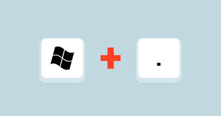 Prečice na tastaturi - Emoji - Emotikoni