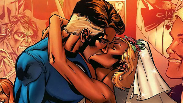Dan zaljubljenih i superheroji - najveće ljubavi u svetu stripova - 10