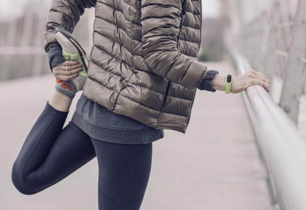 Fitnes (pametna) narukvica na ruci
