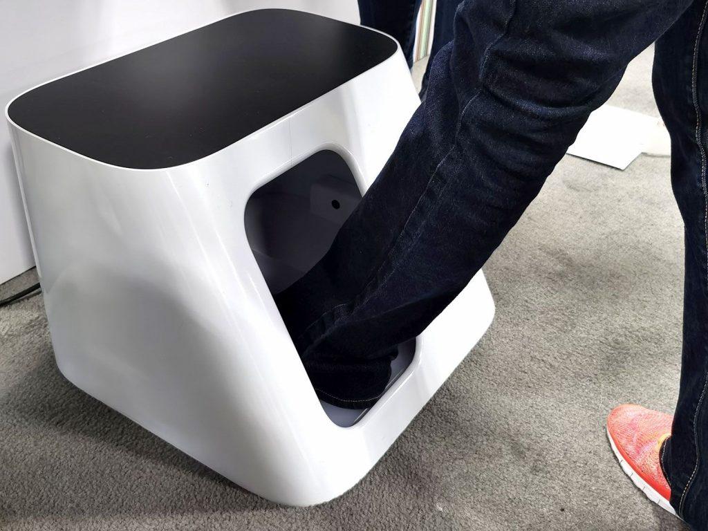 Perfitt R Analyzer - uređaj koji uzima precizne mere vaših stopala