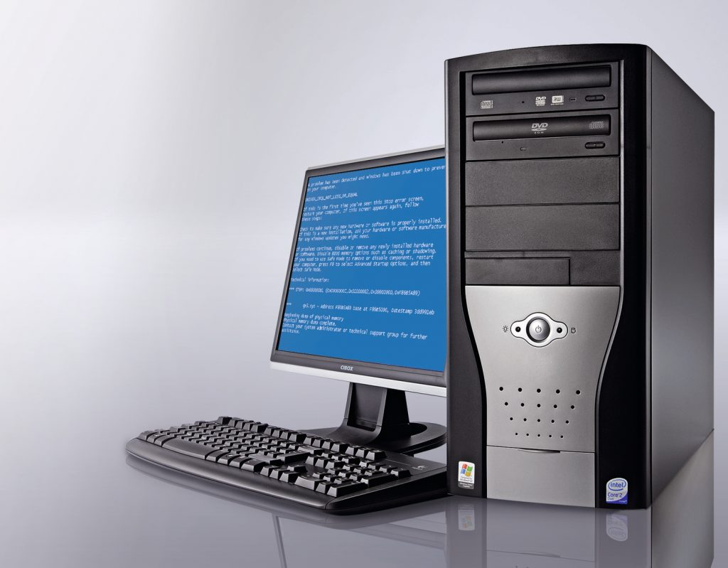 Stari desktop računar