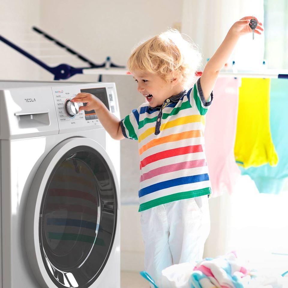 Tesla saveti za pranje garderobe