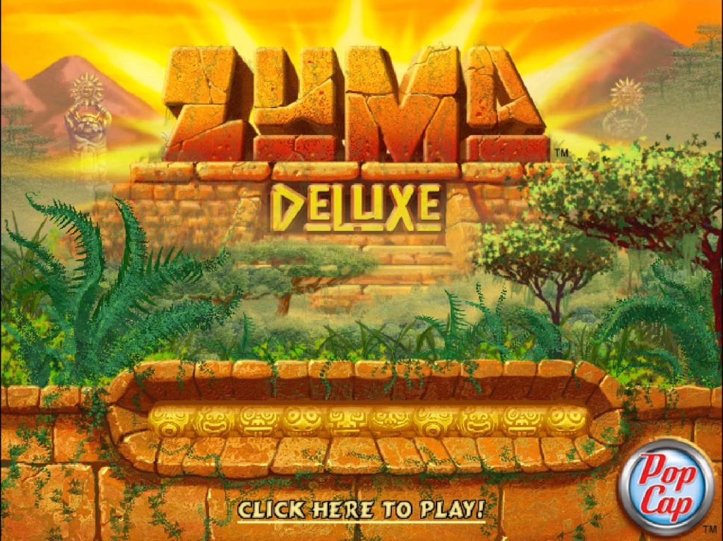 Zuma Deluxe - stara, dobra video-igra
