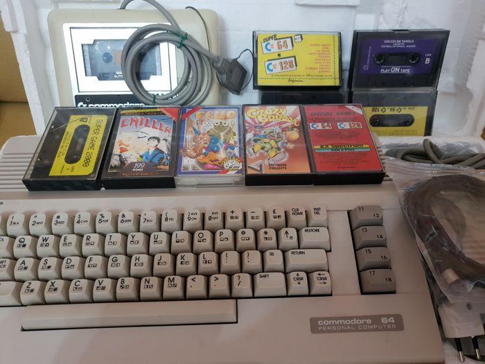 Commodore 64 - legendarni kućni računar