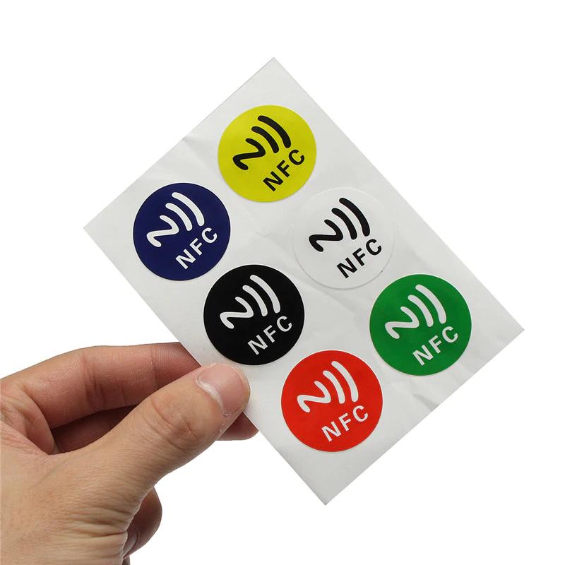 NFC značke (NFC tags)