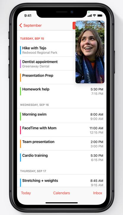 iOS 14 - Slika u slici - Picture in Picture