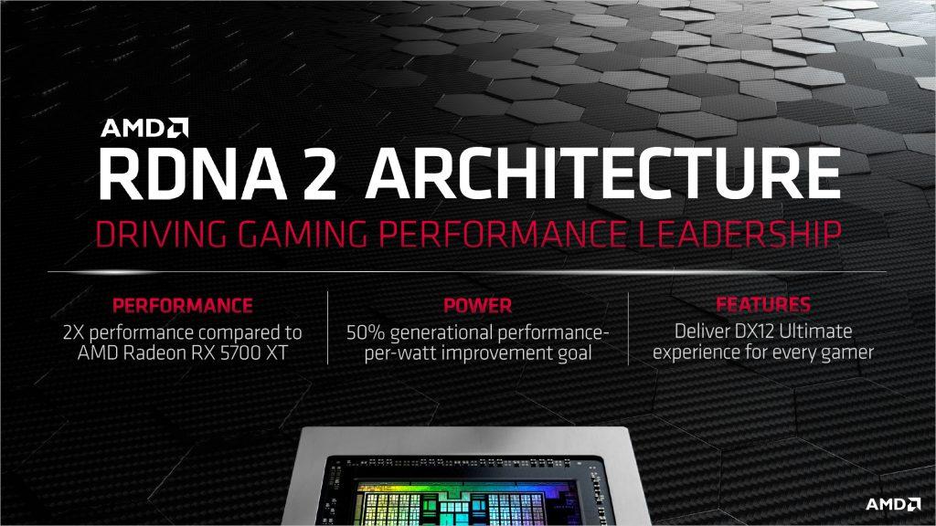 AMD RDNA 2 mikroarhitektura - Unapređenja