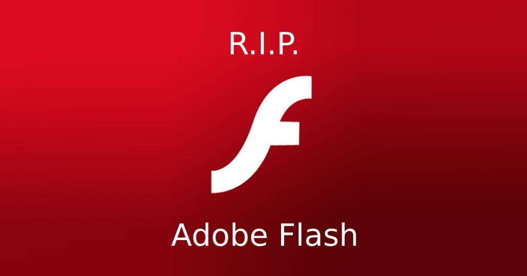 Kraj podrške za Adobe Flash - vreme je deinstalaciju
