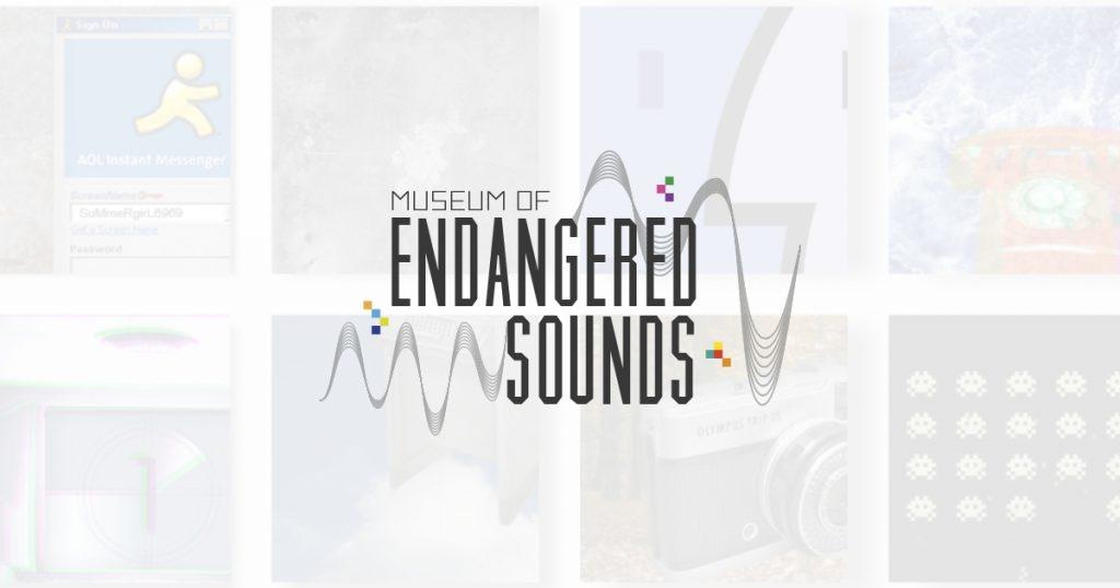 Online muzej ugroženih zvukova - 01