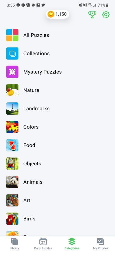 Jigsaw Puzzles - 3
