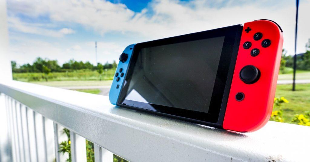 Kako da uključite Airplane Mode na Nintendo Switch konzoli - 01