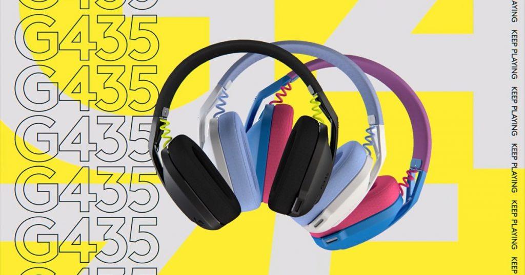 Logitech G435 LIGHTSPEED: bežične gaming slušalice kakve treba da budu